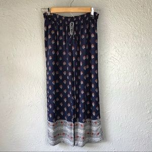 Anthropologie E by Eloise Drawstring Lounge Pant